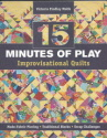Boek 15 Minutes of Play van Victoria Findlay Wolfe