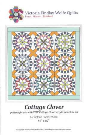 Cottage Clover Templates en Patroon